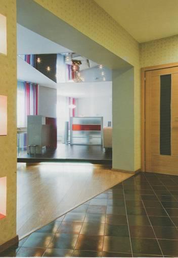 интерьер трехкомнатной квартиры.фото