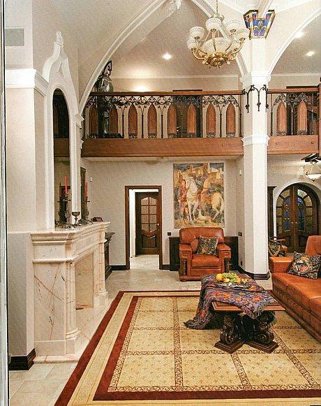 Византийский стиль в интерьере