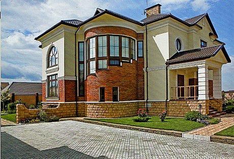 Загородный дом, изысканная классика